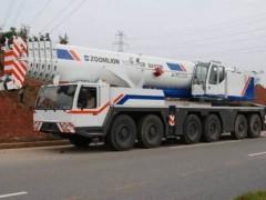 中联QAY220-220吨全地面汽车吊参数